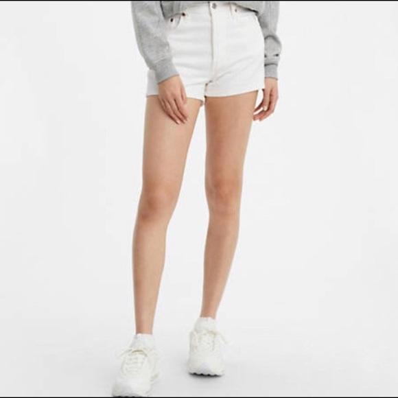 Levi's Pants - Levi's Cuffed Shorts
